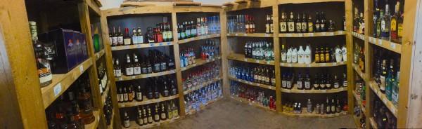 Liquor Store in Ashton, Idaho
