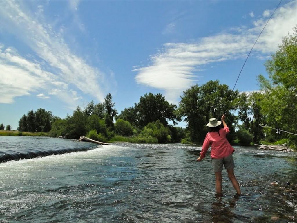 Fly fishing trip planner three rivers ranch for Henry s fork fishing