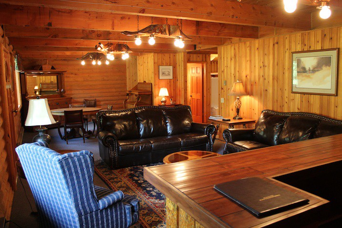 Perfect for corporate groups or family trips - Three Rivers Ranch