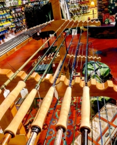 TRR Outfitters Helios Fly Fishing Rods
